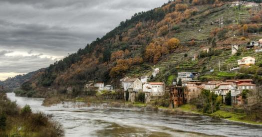 деревня в Испании