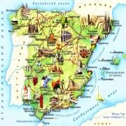 Испания - великолепная страна для интересующихся