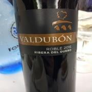 испанское вино Valdubon