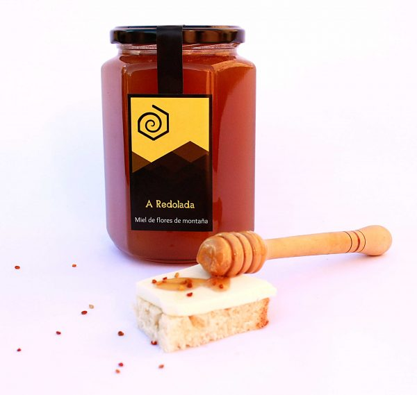 цветочный горный мёд